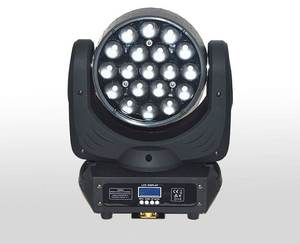 19pcs LED focus Beam Moving Head