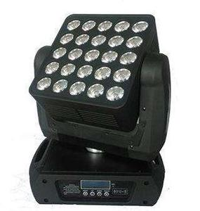 25pcs LED Martix Moving Head