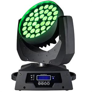 36pcs Led zoom moving head